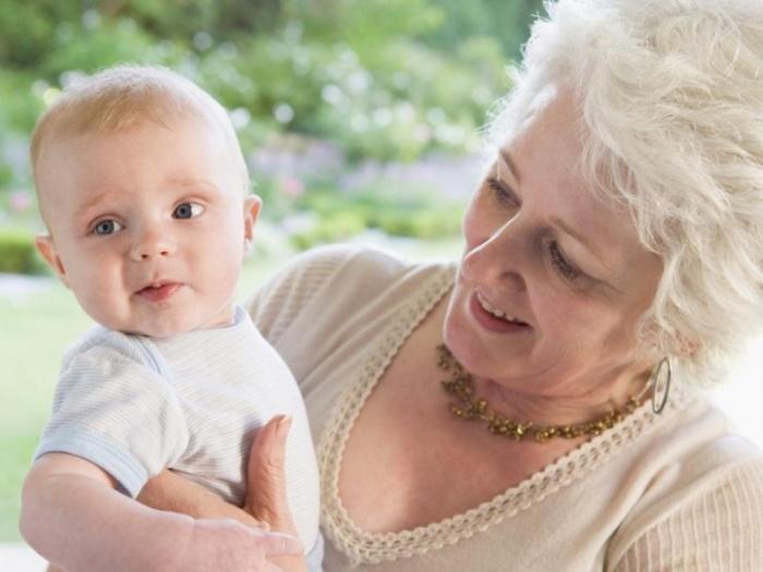 Отпуск по уходу за ребенков внук