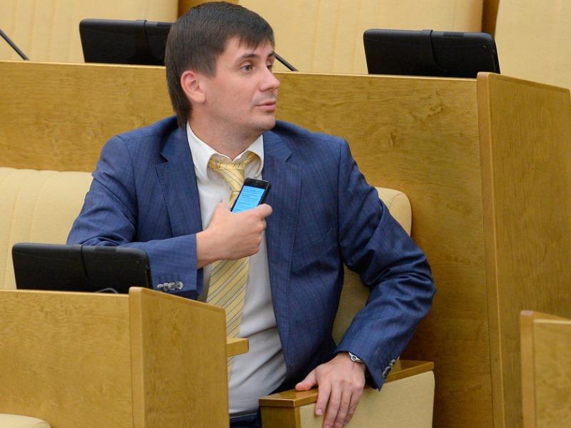 Депутат от лдпр гончаров фото