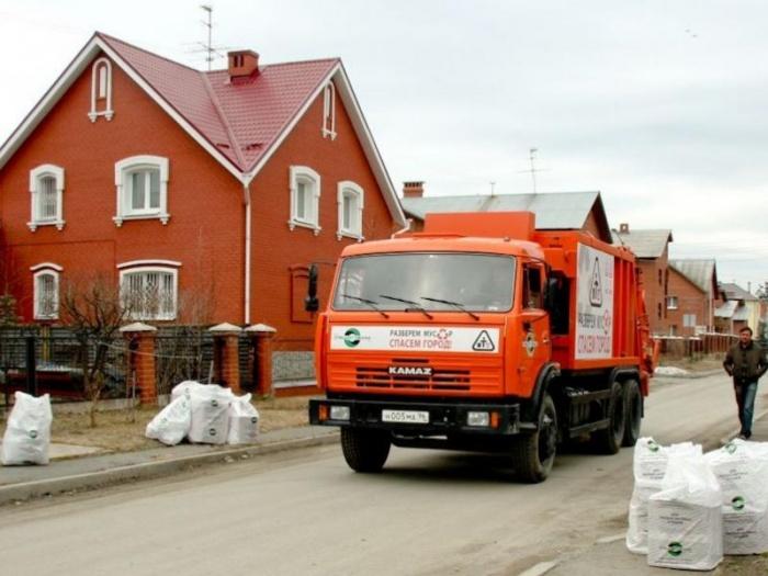 жилищный кодекс вывоз мусора