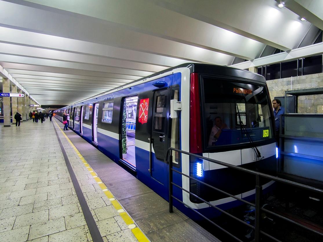 прежде новые вагоны метро в спб фото любую