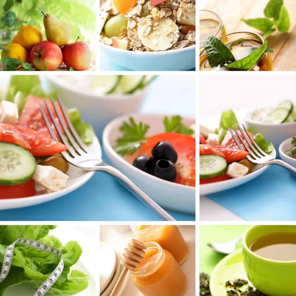 Здоровое похудение рецепт