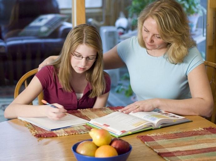 Обучение детей на дому фото