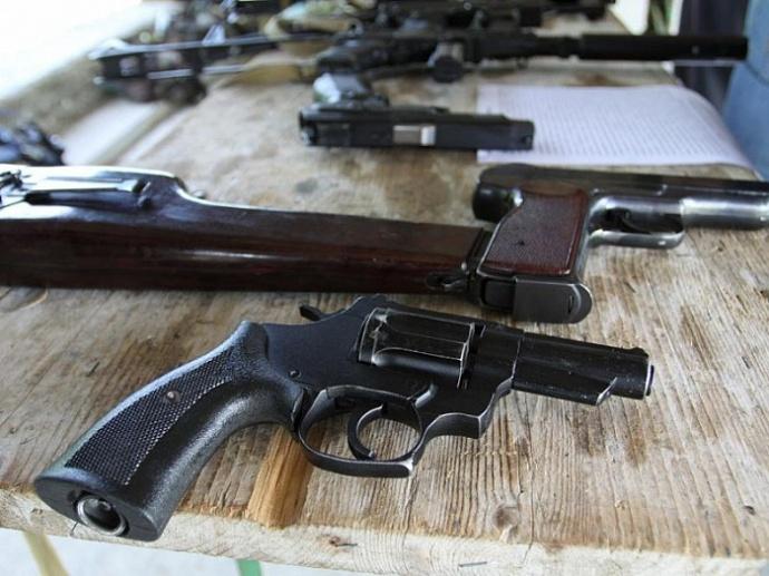 Размер госпошлины для владельцев оружия будет увеличен
