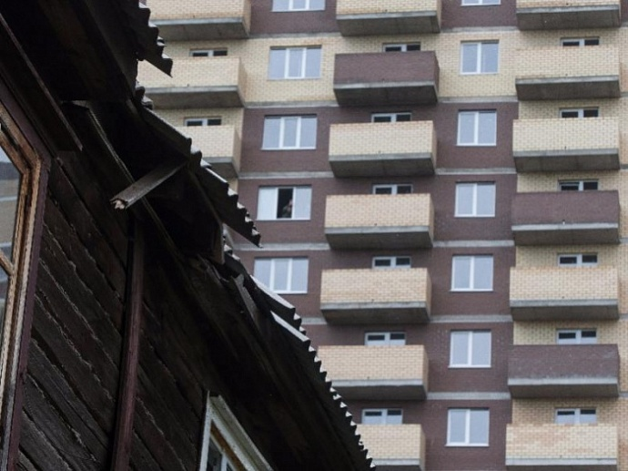 Переселение из аварийного жилья в 2019 году. Программа новые фото